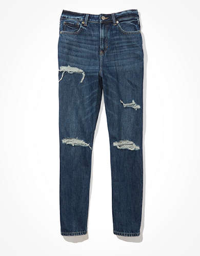 AE Ripped Mom Jean