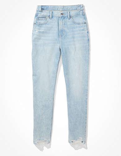 מכנסי ג'ינס AE Highest Waist Mom