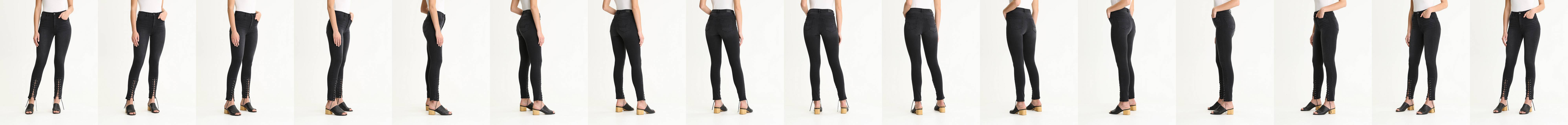 AE Denim X4 Highest Waist Jegging