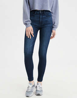 Ae Ne(X)T Level Highest Waist Jegging by American Eagle Outfitters