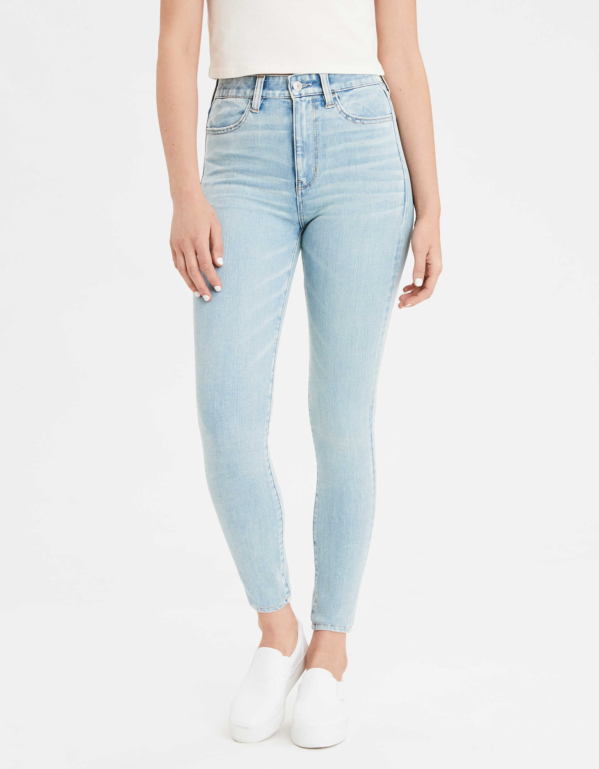 AE 360 Ne(x)t Level Highest Waist Jegging