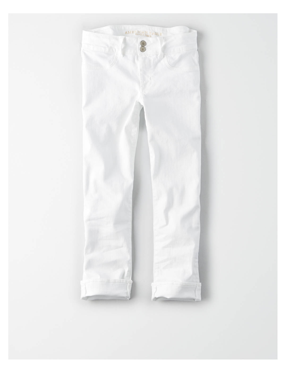 Display product reviews for AE Artist Crop Jean