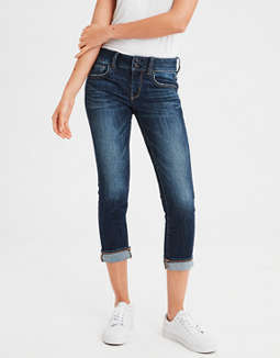 Ae Ne(X)T Level Artist® Crop Jean by American Eagle Outfitters