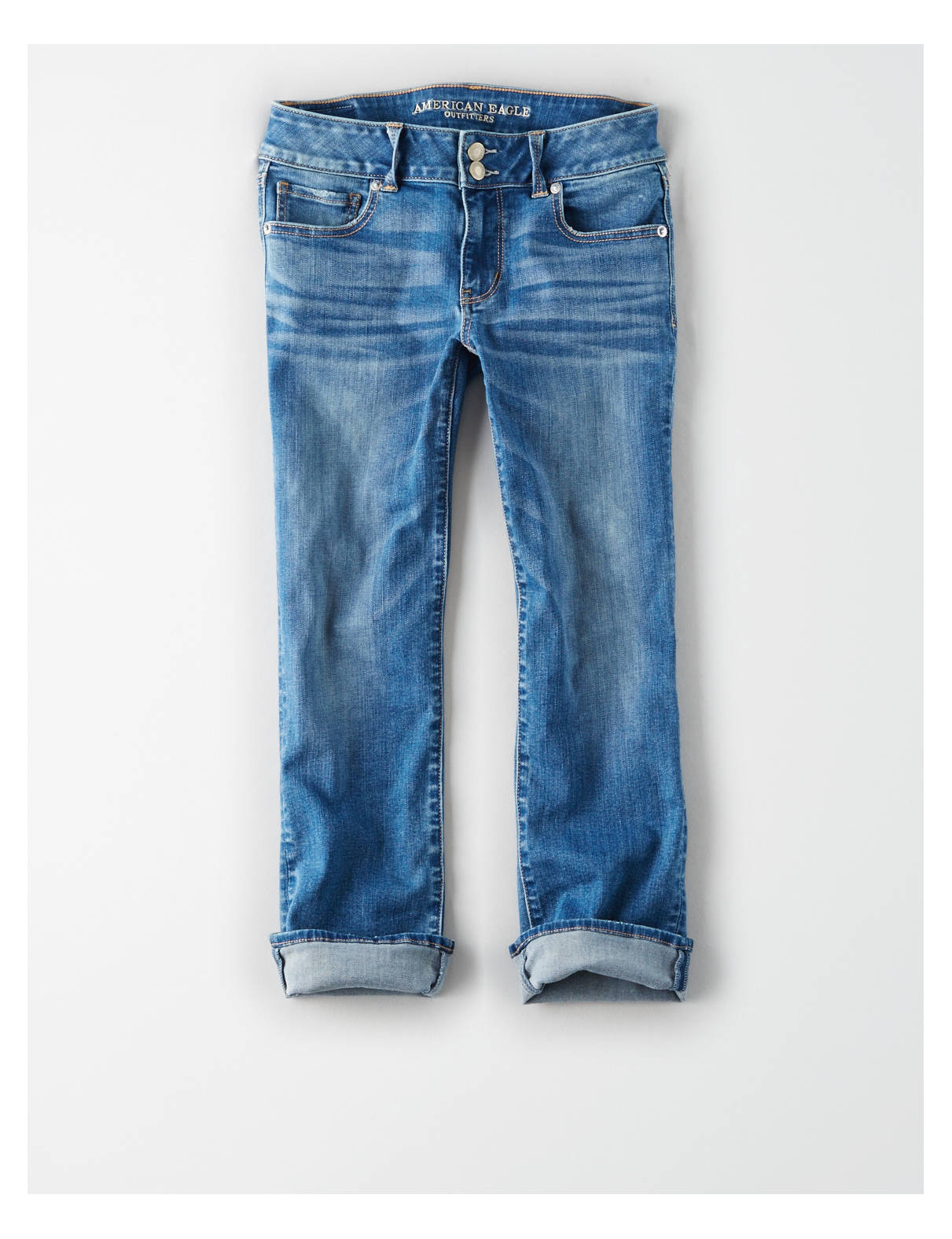 Display product reviews for Artist Crop Jean