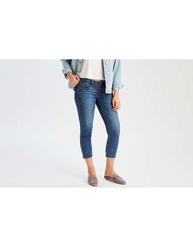 AE Denim X Artist® Crop Jean