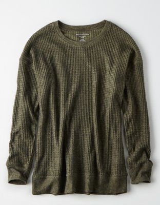 Ae Plush Sweatshirt by American Eagle Outfitters