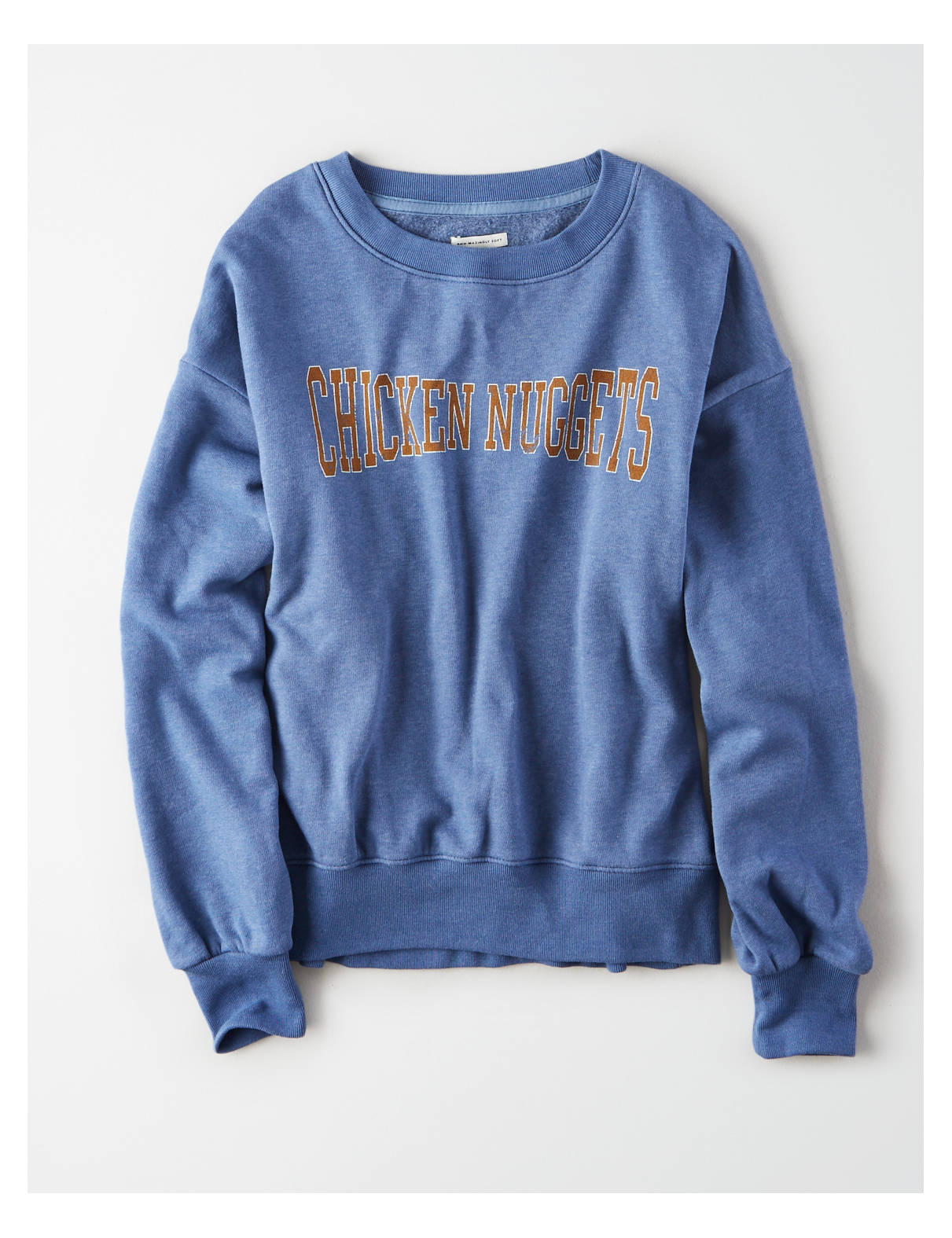 AE Food Graphic Crewneck Sweatshirt