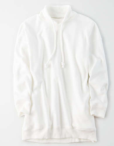 AE Fleece Cowl Neck Oversized Sweatshirt