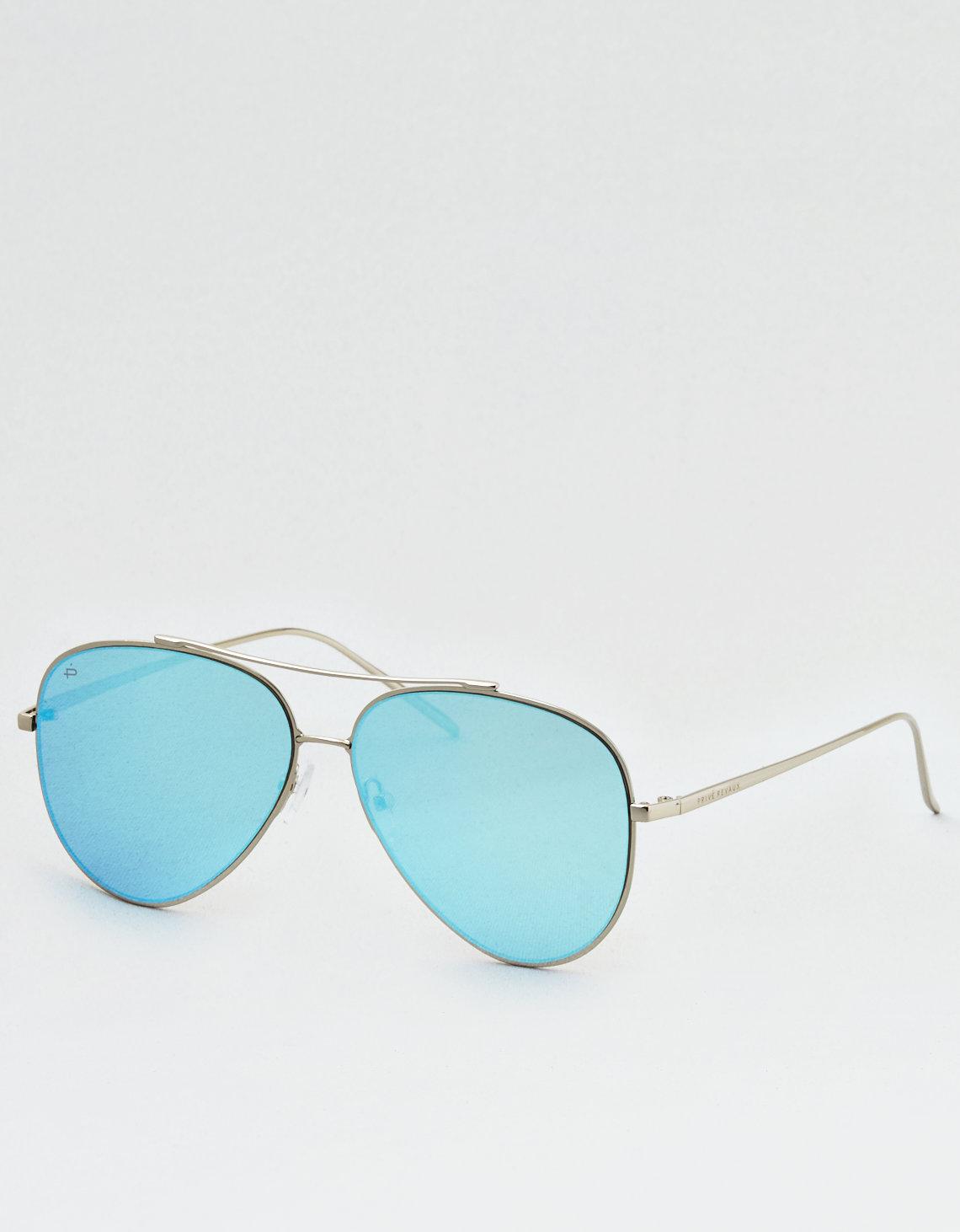 a59e43023e27 Privé Revaux The Aphrodite Sunglasses , Blue   American Eagle Outfitters