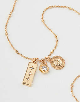 Ae Charm Necklace by American Eagle Outfitters
