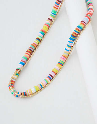 AEO Beaded Necklaces 2-Pack