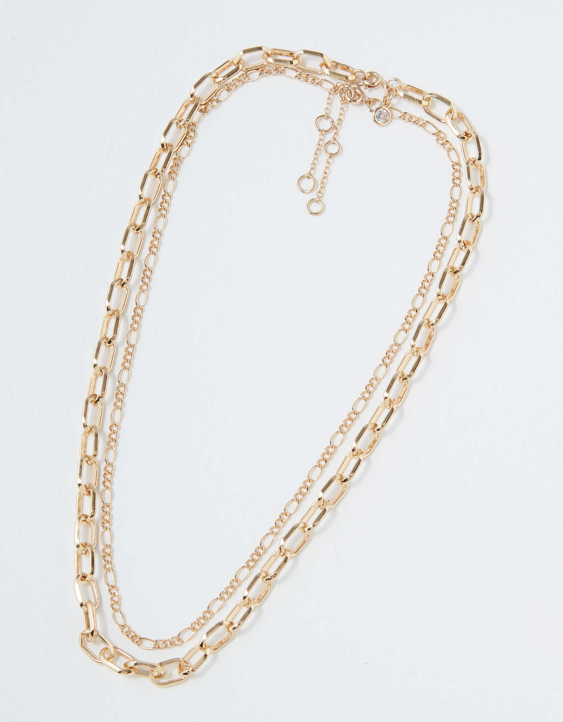 AEO Chain Necklaces 2-Pack