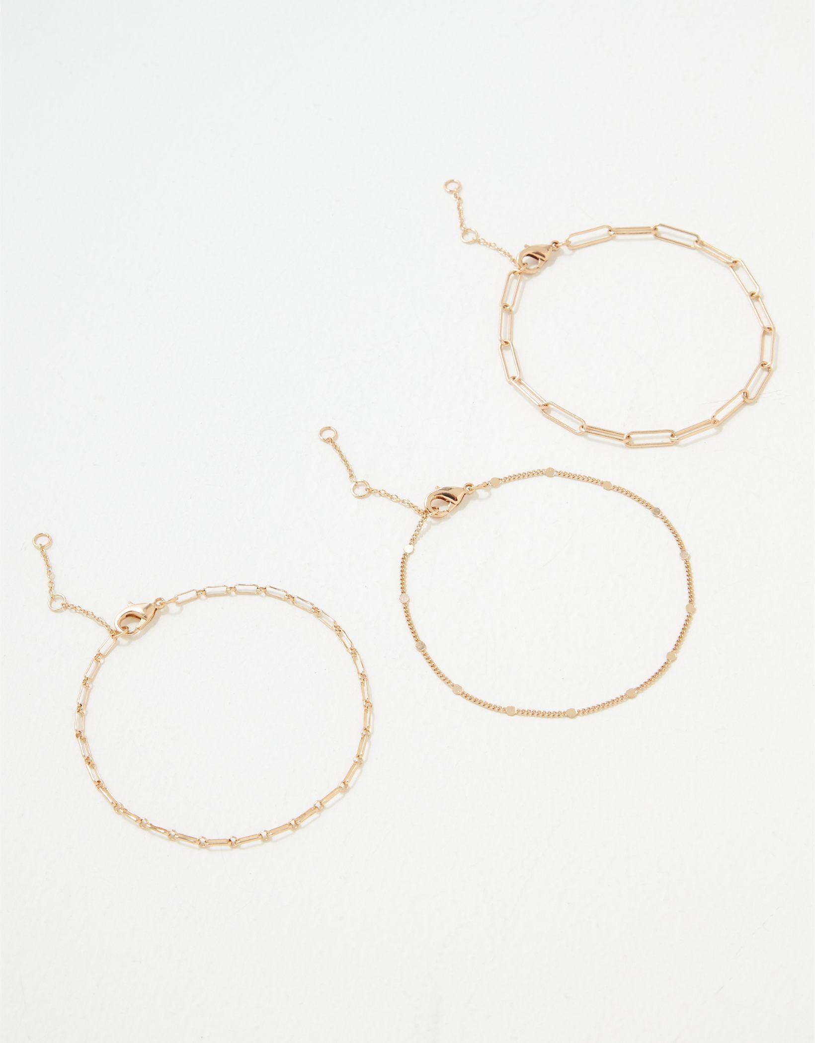 AEO Delicate Bracelet 3-Pack
