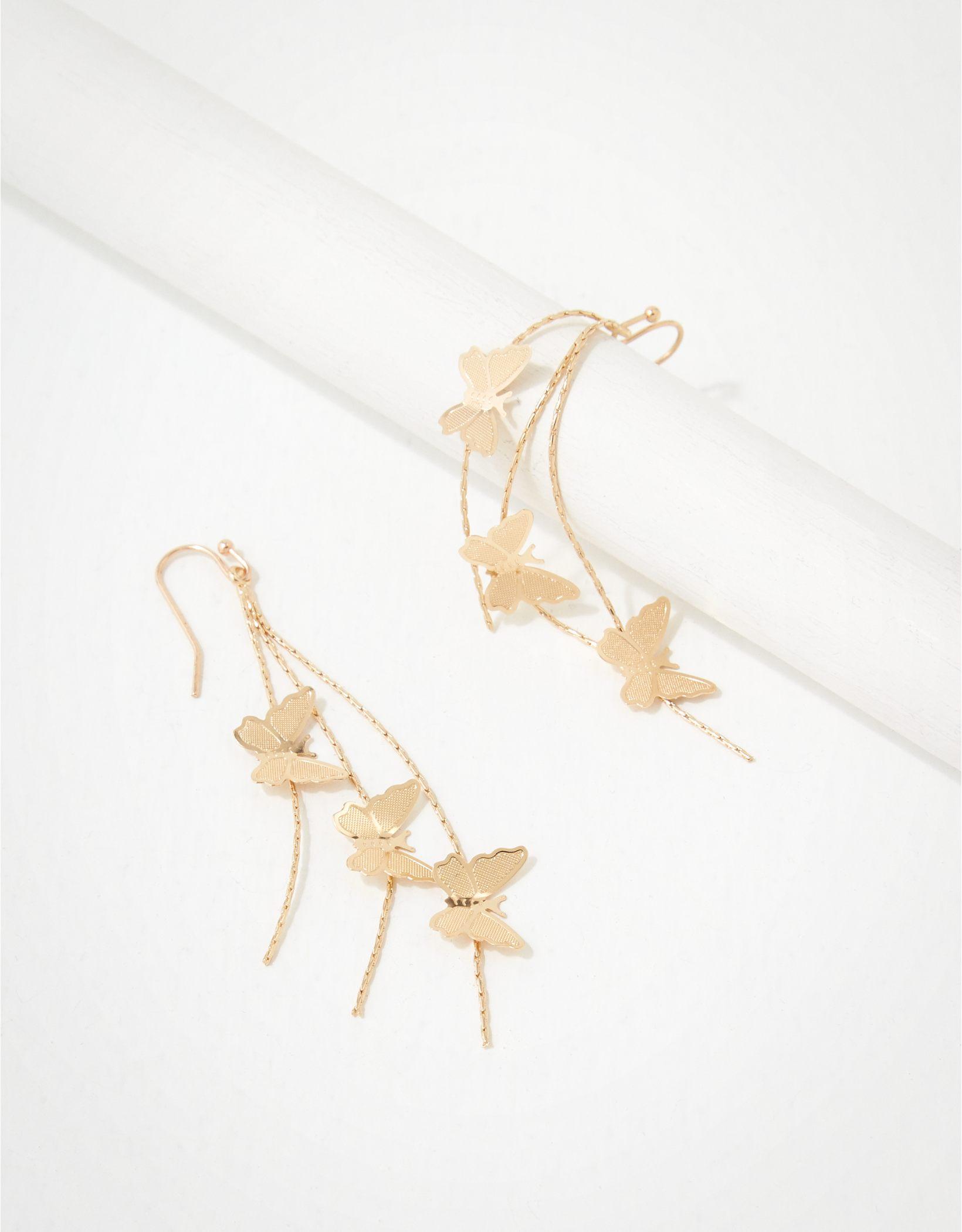 AE Butterfly Earring