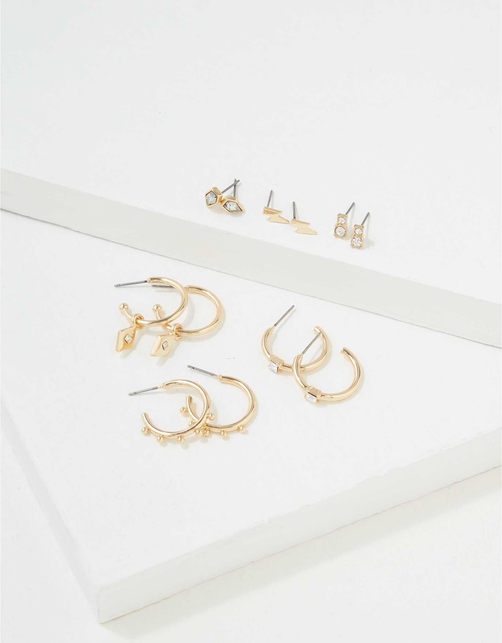 AEO Basic Earrings 6-Pack