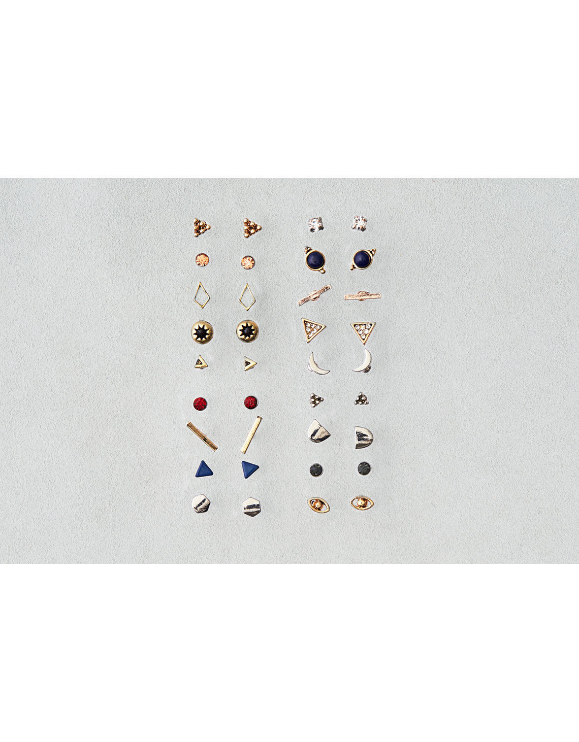 Aeo 18pack Stud Earrings Regular