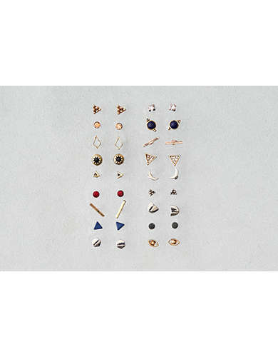AEO 18-Pack Stud Earrings  - Buy 3 for $30 USD
