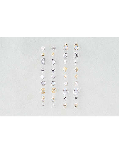 AEO Mixed Stone and Shapes 18-Pack  -