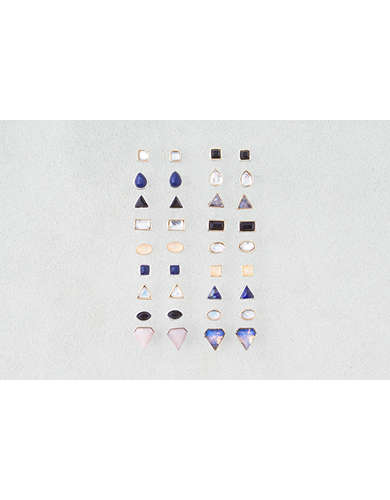 AEO Geo Colored Stones 18-Pack  - Buy 3 for $30 USD