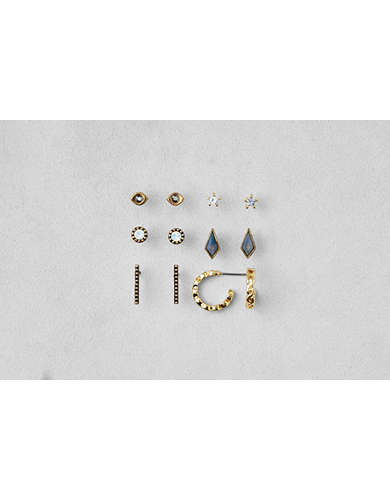 AEO Mixed Shapes Studs 6-Pack  -