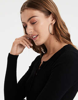 AEO Basic Hoop Earring 3-Pack