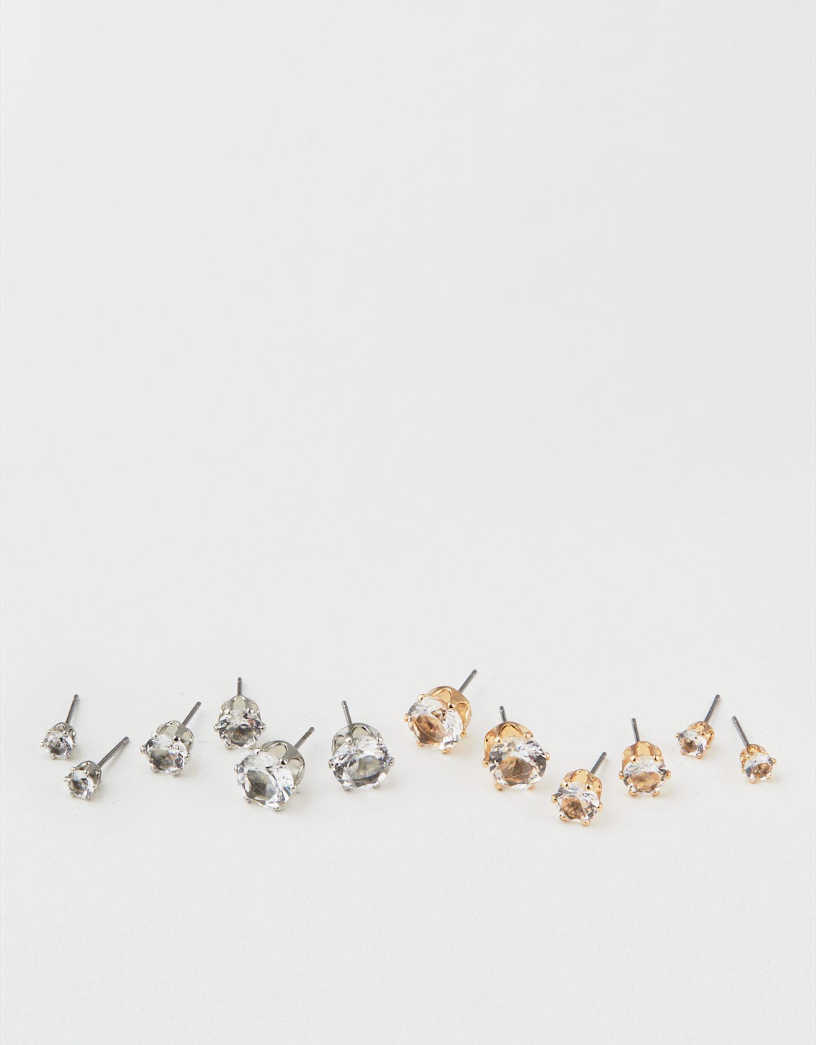 AEO Pearl & Stud Earring 18-Pack