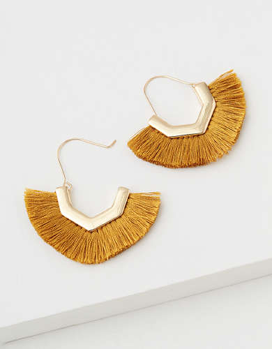 AEO Mini Tassel Earring