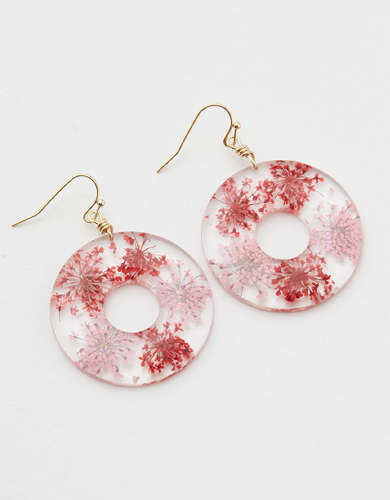 AEO Flower Statement Earring