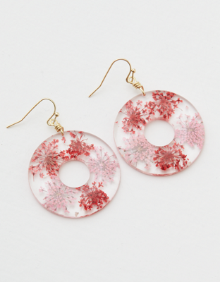 AEO Flower Statement Earring
