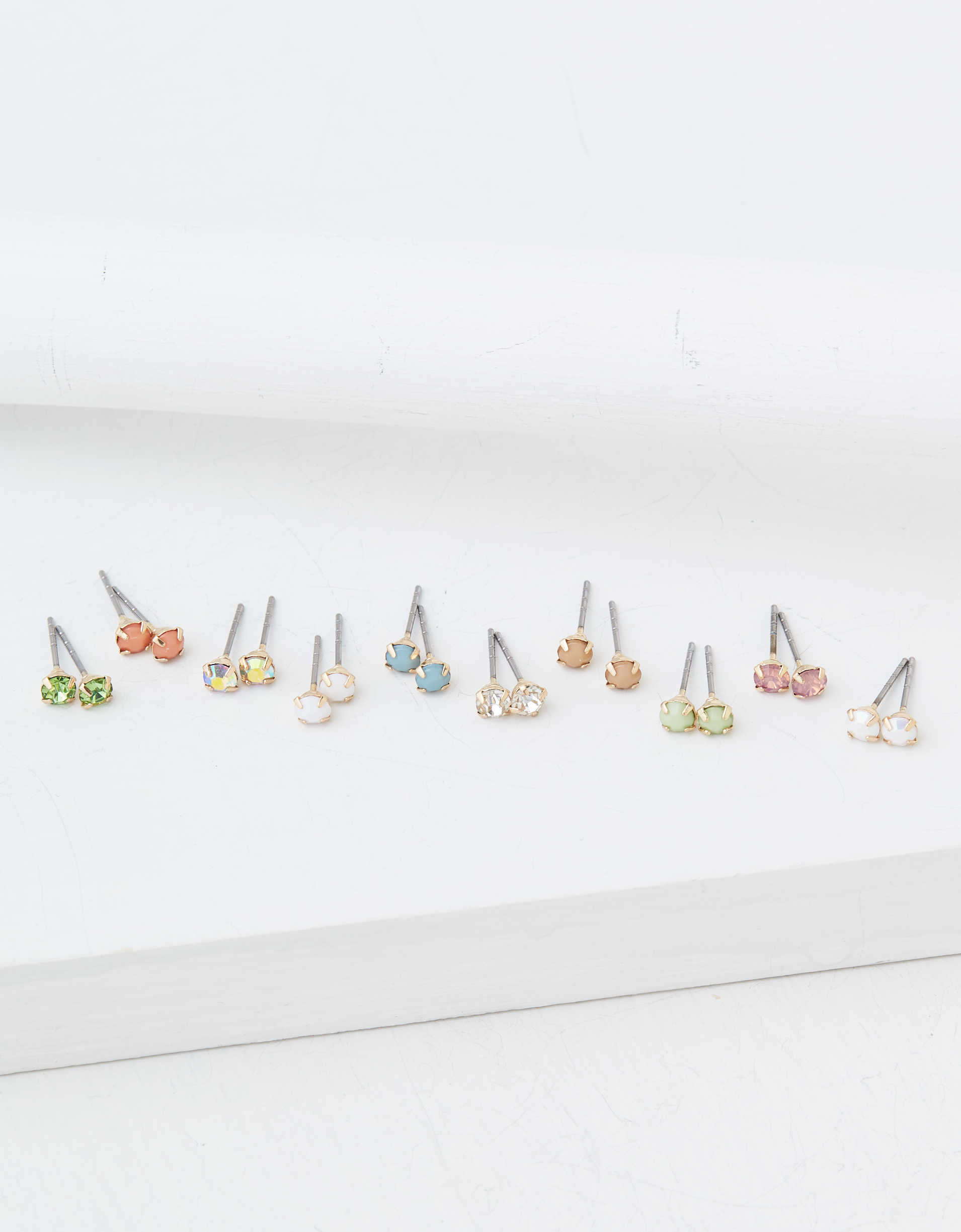 AEO Stud Earrings 18-Pack
