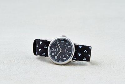 Timex Black Reversible Weekender™ Watch