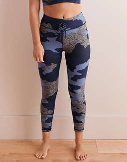 Aerie Move Drawcord 7/8 Legging