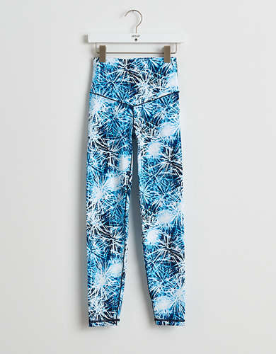 Aerie Play Real Me High Waisted 7/8 Legging