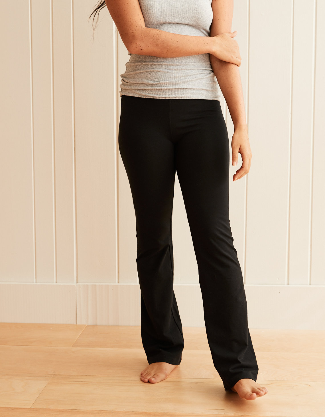 fe45075ca72 Aerie Chill High Waisted Boot Pant