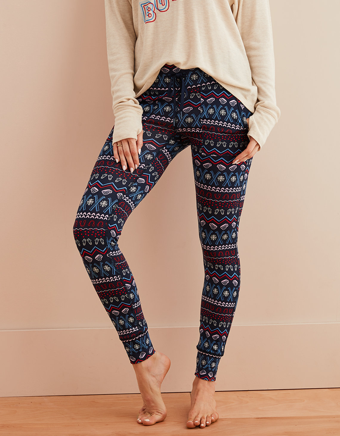Aerie Play Pocket & Cuff Legging