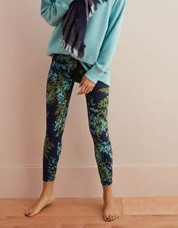 Aerie Move Printed 7/8 Legging by American Eagle Outfitters