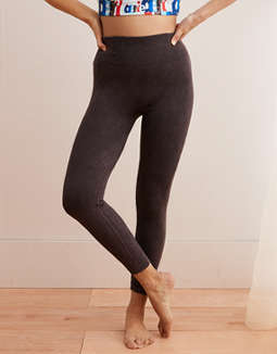 95cc073e5e placeholder image Aerie Move Seamless High Waisted 7/8 Legging ...