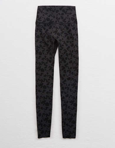 Aerie Move Printed High Waisted Legging
