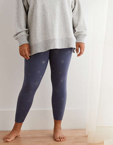 Aerie Move Star High Waisted Legging