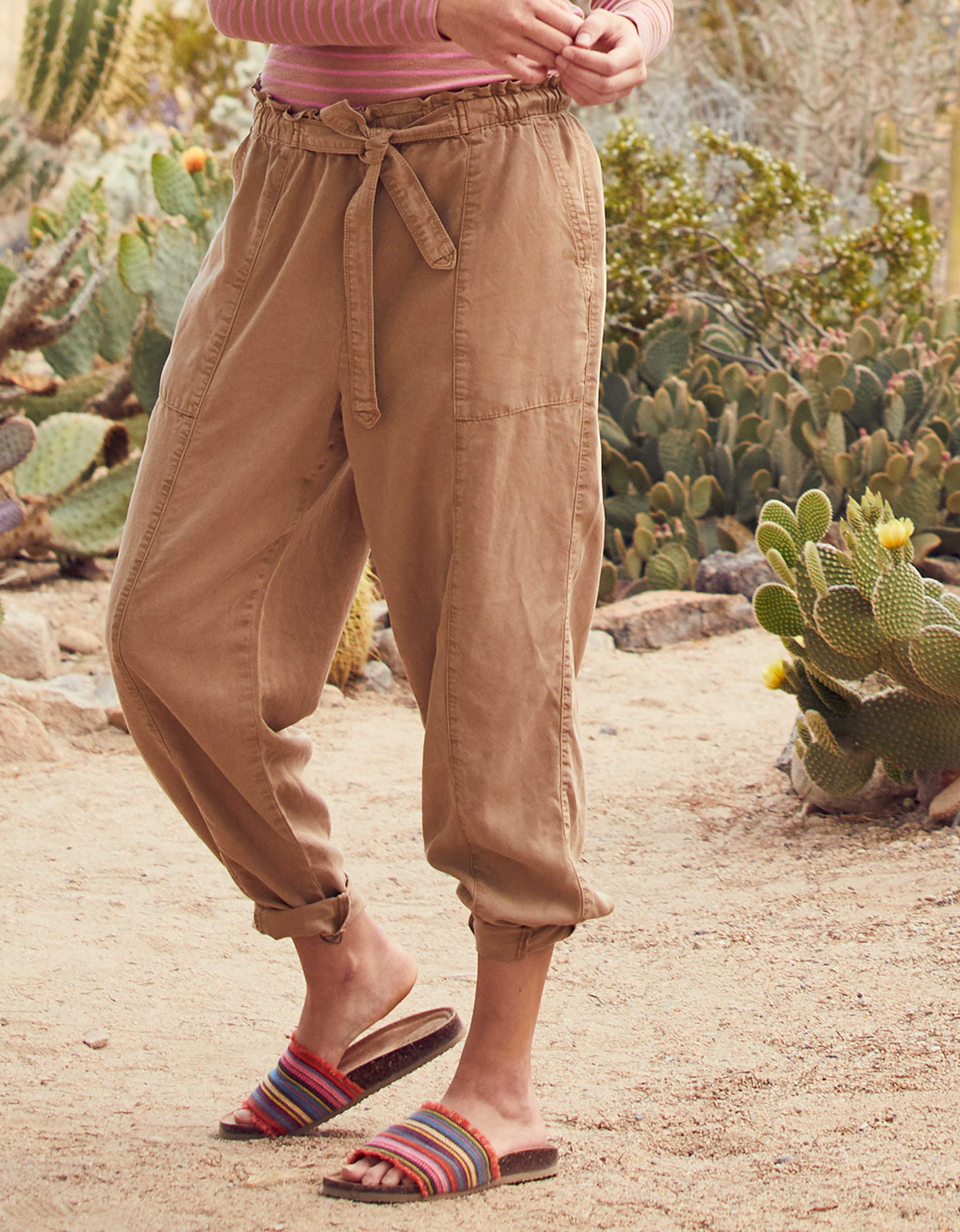 Aerie Camp Pant