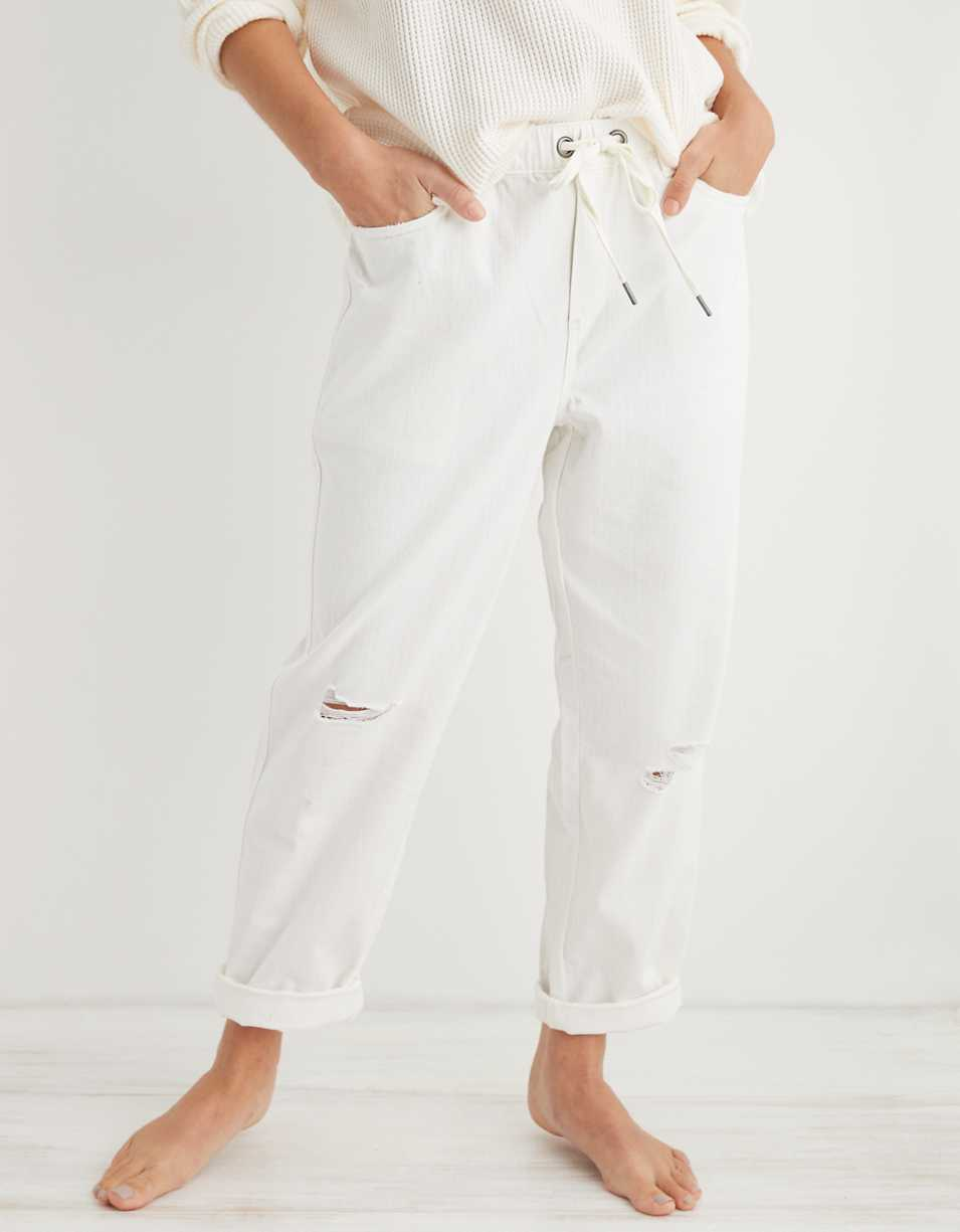 Aerie Easy Denim Pant