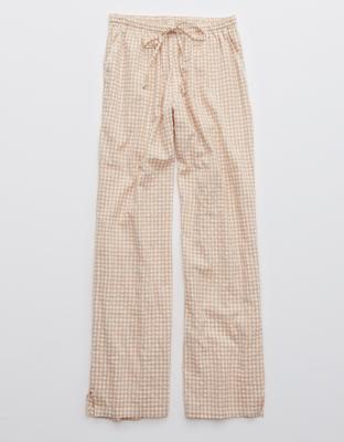 Aerie Seersucker Pajama Pant