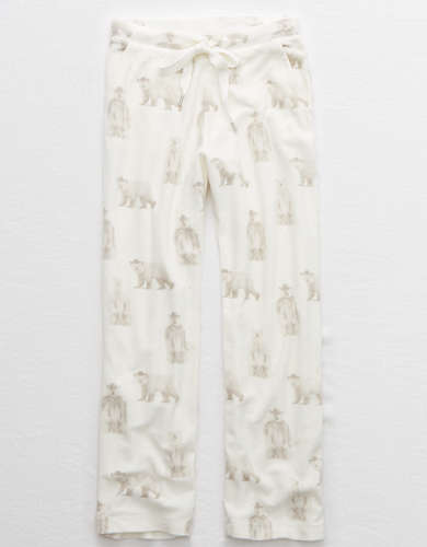 Aerie Dreamy Soft Oversized Pajama Pant
