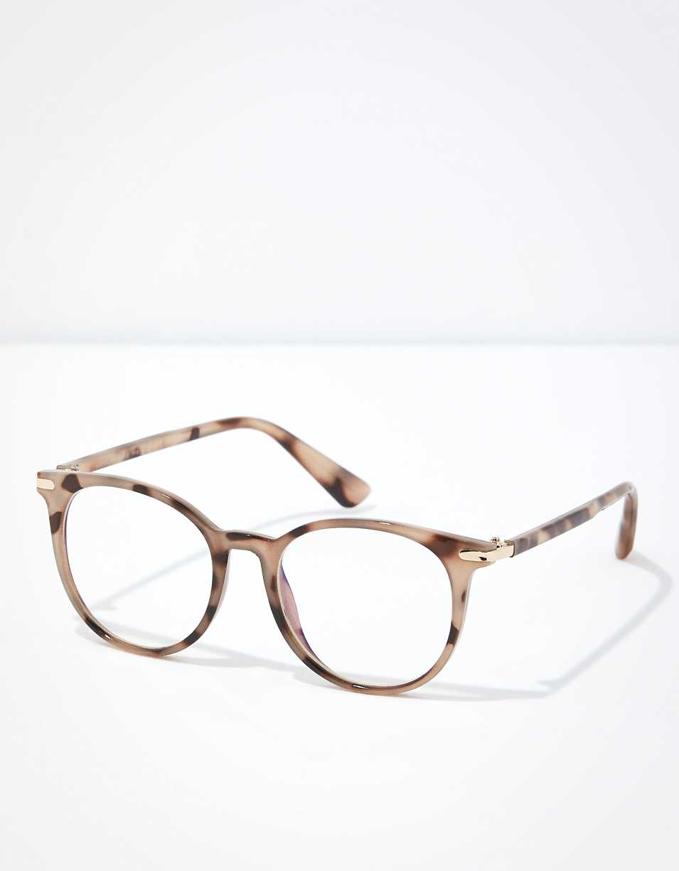AEO Tortoise Blue Light Glasses