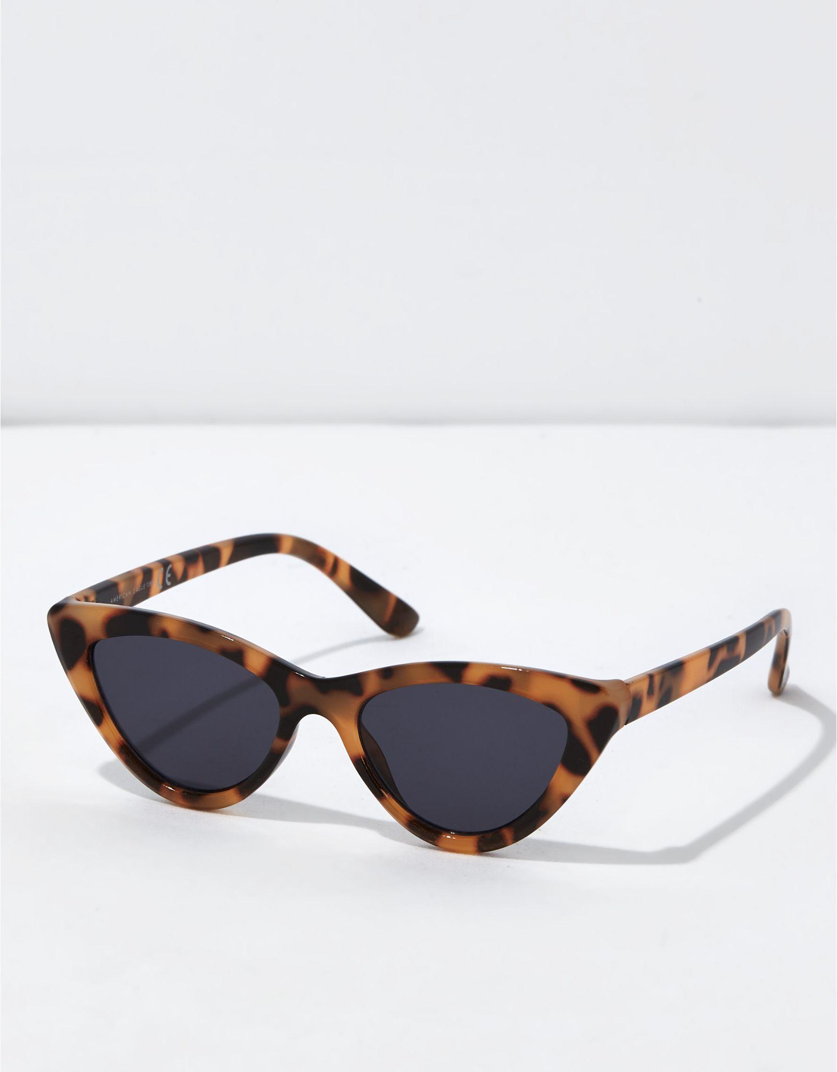 AE Tortoise Cat Eye Sunglasses