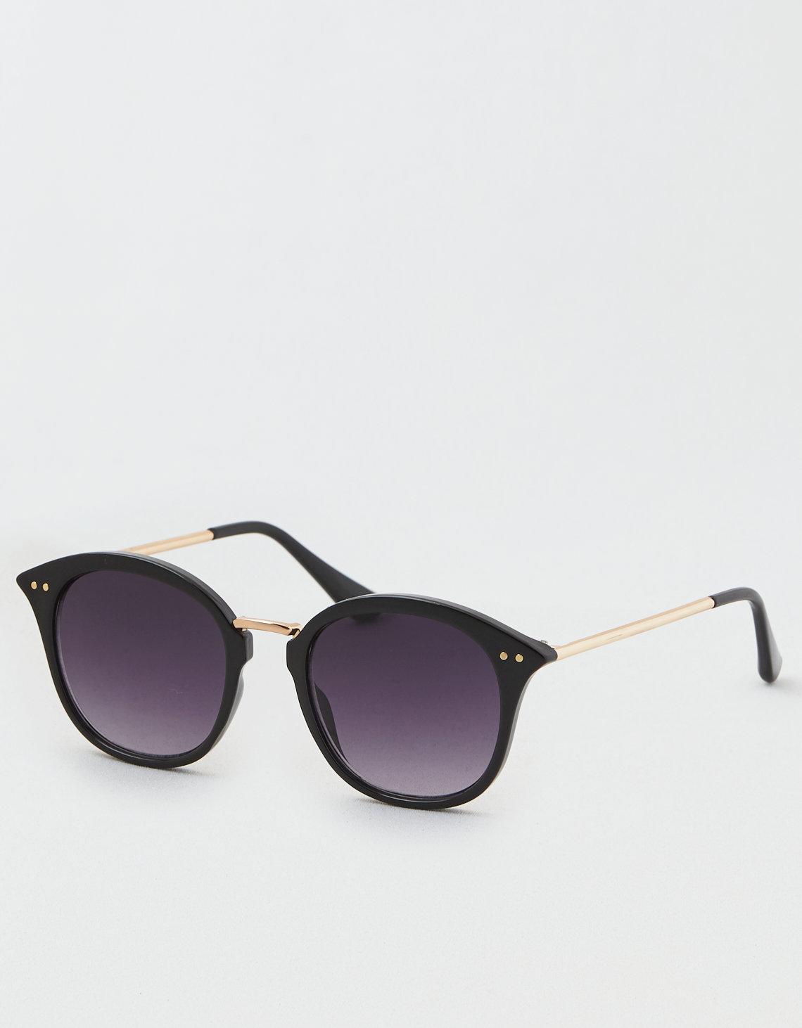 3f081cf57f5e AE Black Clubmaster Sunglasses