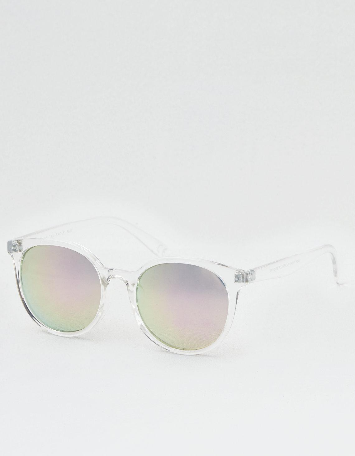 391eb8fa90 AE Clear Plastic Sunglasses. Placeholder image. Product Image