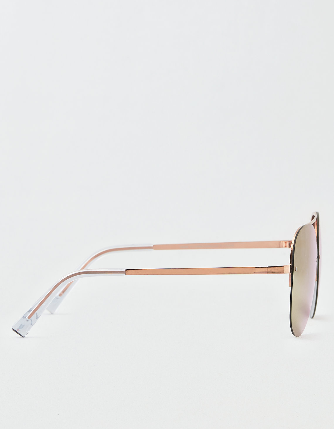 AEO Rimless Aviator Sunglasses