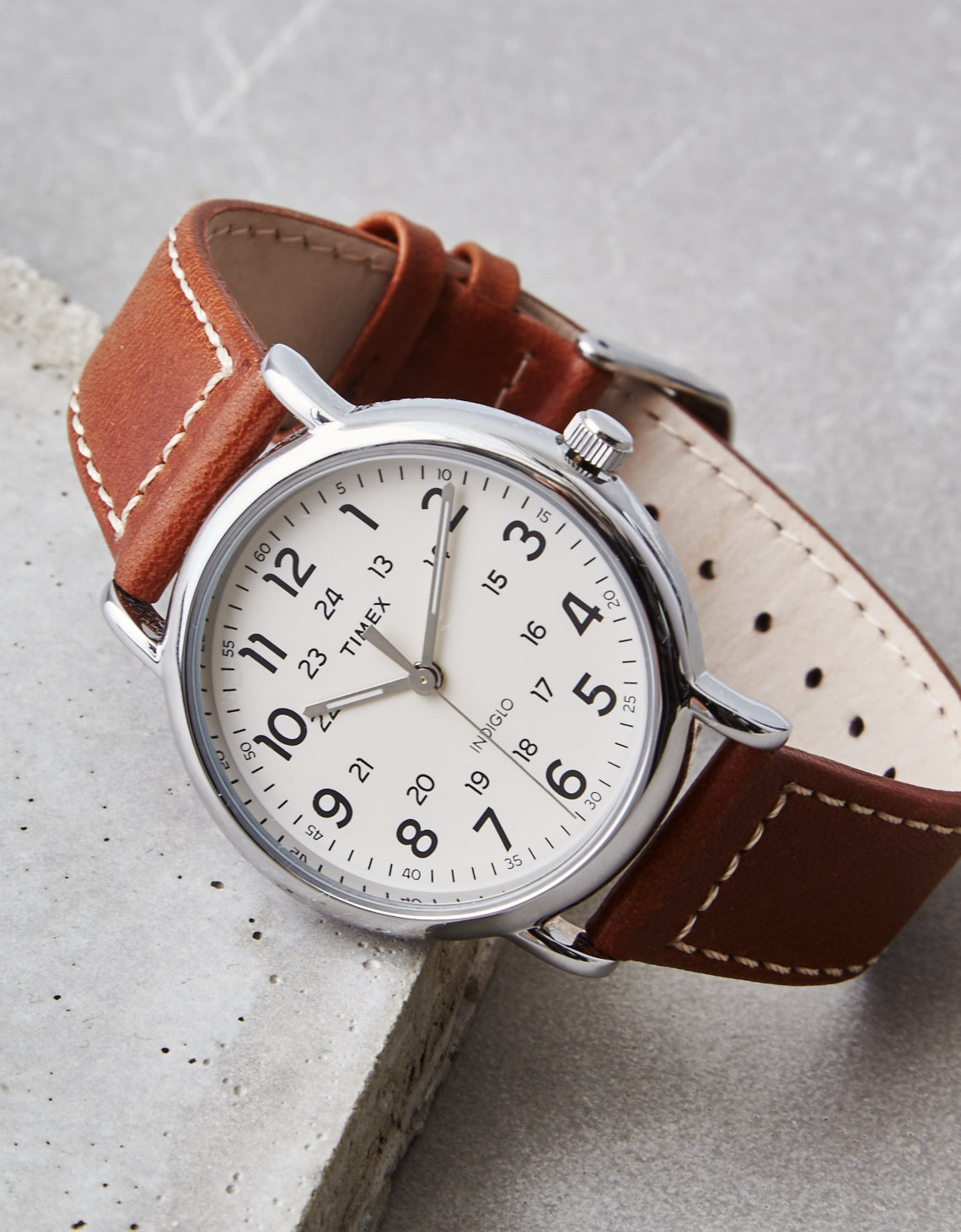 Timex Weekenderu2122 Watch White | American Eagle Outfitters