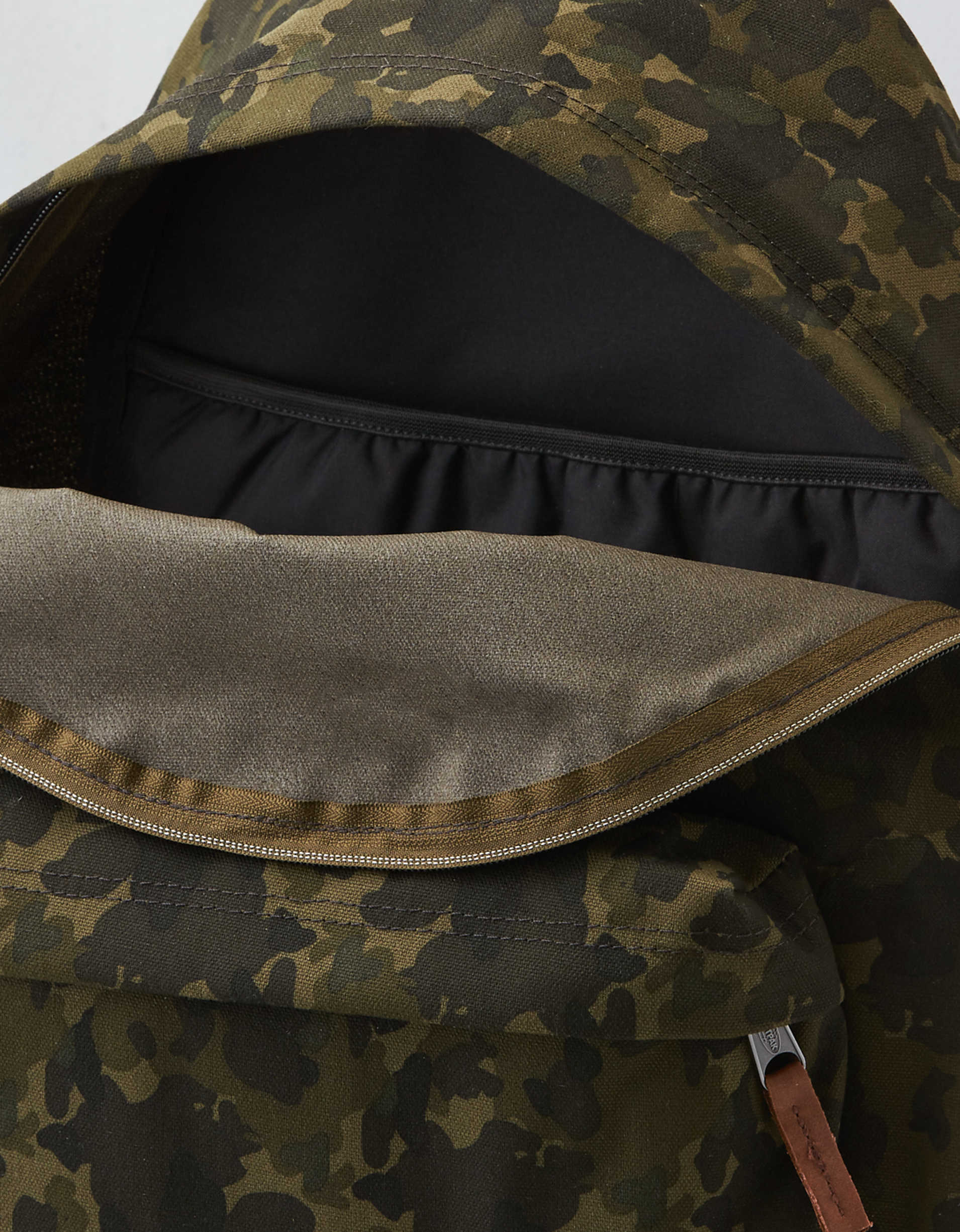 Eastpak Padded Pak'r Camo Backpack
